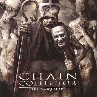 CHAIN COLLECTOR - The Masquerade - CD