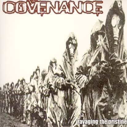 COVENANCE - Ravaging The Pristine - 7inch