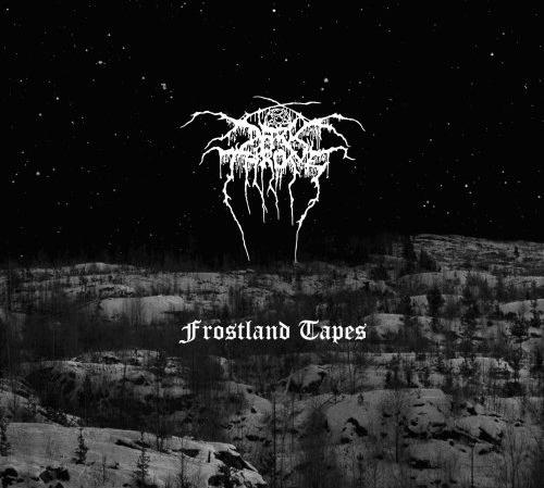 DARKTHRONE frostland tapes, CD X 2 for sale on