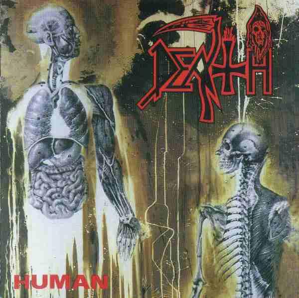 DEATH - Human - CD x 2