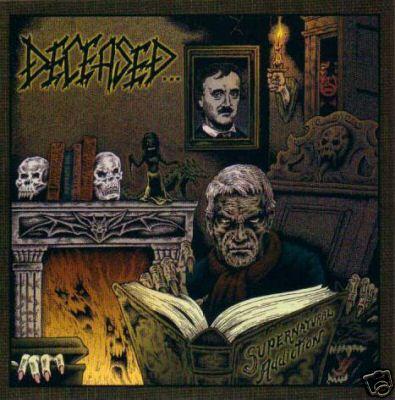 DECEASED - Supernatural Addiction - CD + bonus