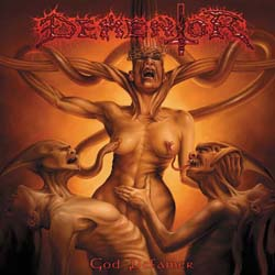 DEMENTOR - God Defamer - 33T