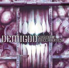 DEMIGOD - Shadows Mechanics - CD