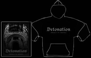 DETONATION - Portals To Uphobia - Sweat Shirt