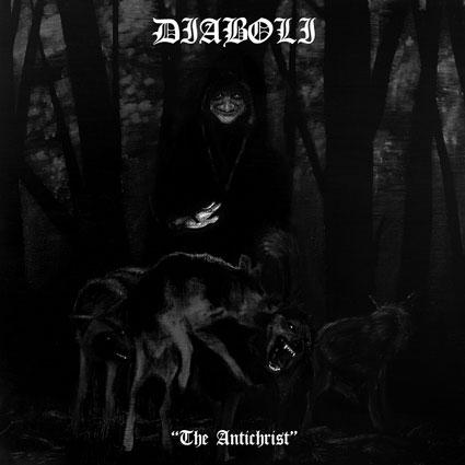 DIABOLI - The Antichrist - CD