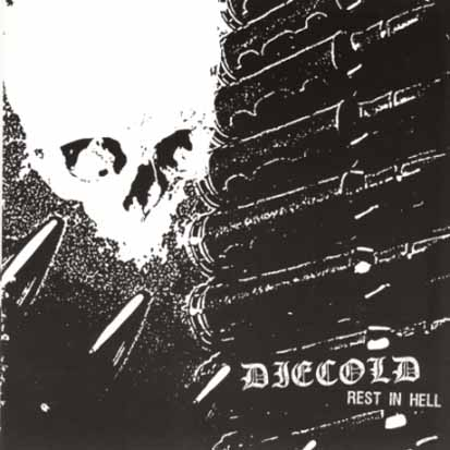 DIECOLD - Rest In Hell - CD