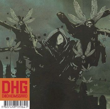 DODHEIMSGARD - Supervillain Outcast - 33T 180-220 gr x 2