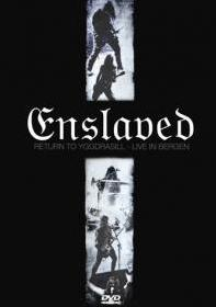 ENSLAVED - Return To Yggdrasill - DVD