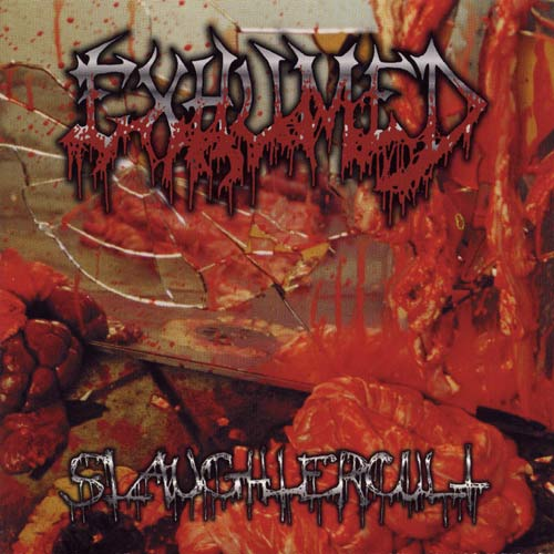EXHUMED - Slaughtercult - CD