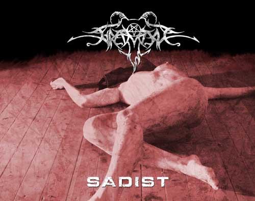 GRAVDAL - Sadist - CD