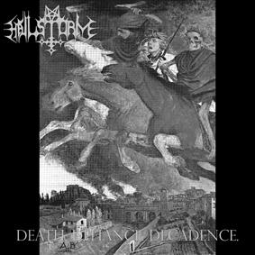 HAILSTORM - Death, Defiance, Decadence - MCD