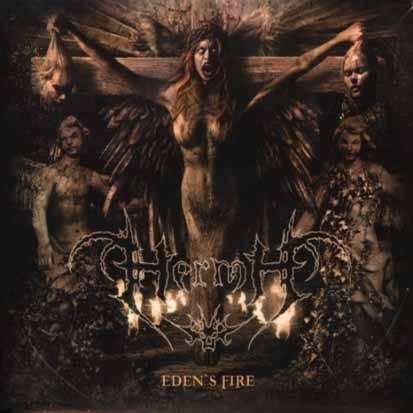 HERMH - Eden's Fire - CD