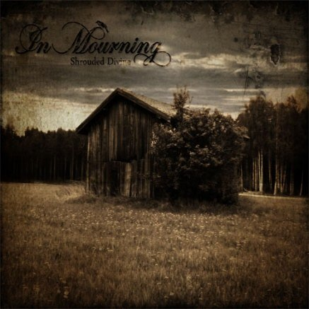 IN MOURNING - Shrouded Divine - CD