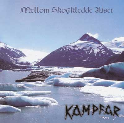 KAMPFAR - Mellom Skogkledde Aaser - CD