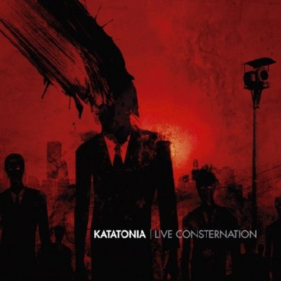 KATATONIA - Live Consternation - CD x 2