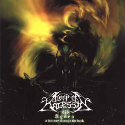 KEEP OF KALESSIN - Agnen - A Journey Through The Dark - CD