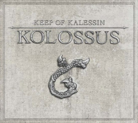 KEEP OF KALESSIN - Kolossus - CD