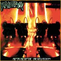 KRISIUN - Apocalyptic Revelation - CD + bonus