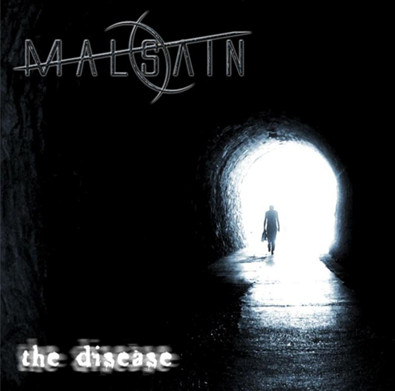 MALSAIN - The Disease - CD