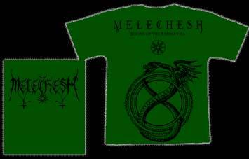 MELECHESH - Scions Of Emissaries. XL Size. - T-shirt