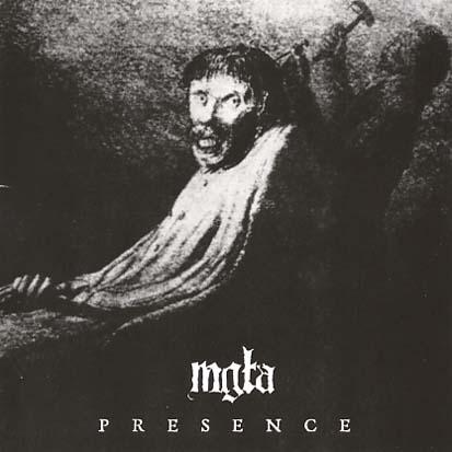 MGLA - Presence - CD Maxi