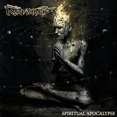 MONSTROSITY - Spiritual Apocalypse - CD