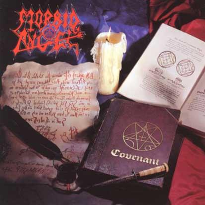 MORBID ANGEL - Covenant - CD