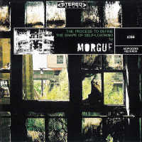 MORGUE - The Process To Define The Shape Of The Loathing - CD
