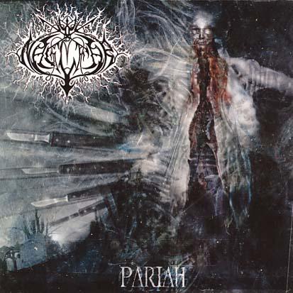 NAGLFAR - Pariah - CD