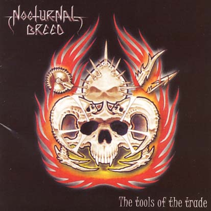NOCTURNAL BREED - The Tools Of The Trade - CD