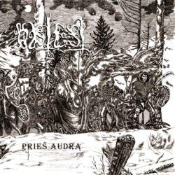 OBTEST - Pries Audra - 10 inch Gatefold