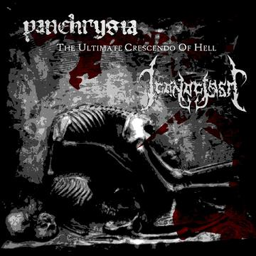 PANCHRYSIA / ICONOCLAST - The Ultimate Crescendo Of Hell - CD