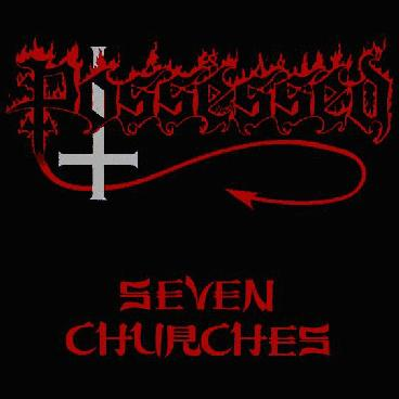 POSSESSED - Seven Churches - CD