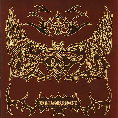 SABBAT - Karmagmassacre - CD