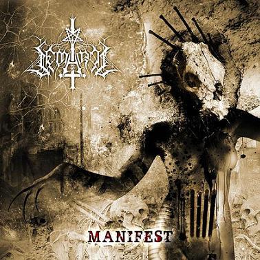 SEMARGL - Manifest - CD