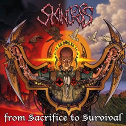 SKINLESS - From Sacrifice To Survival - CD