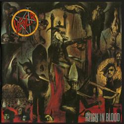 SLAYER - Reign In Blood - CD + bonus