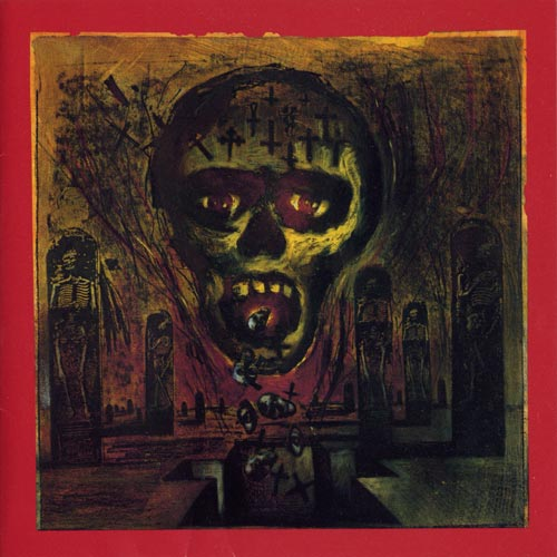 SLAYER - Season In The Abyss - CD