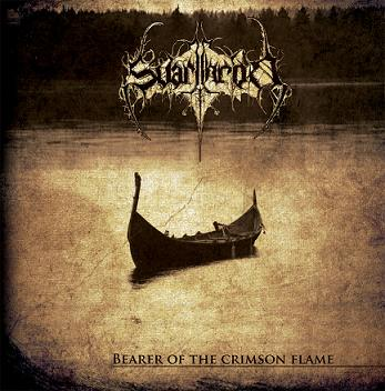 SVARTTHRON - Bearer Of The Crimson Flame - CD