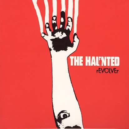 THE HAUNTED - Revolver - CD