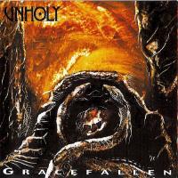 UNHOLY - Gracefallen - CD + bonus