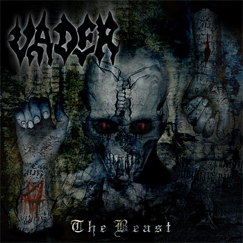 VADER - The Beast - CD