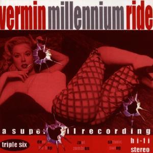 VERMIN - Millennium Ride - CD