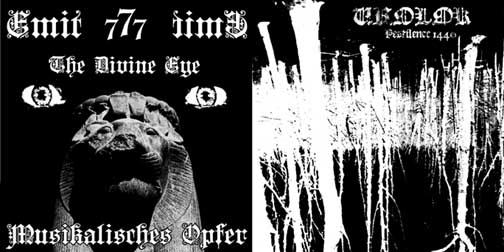 VROLOK / EMIT - Pestilence 1440-The Divine Eye - CD