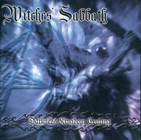 WITCHES SABBATH - Darkness Kingdom Coming - CD