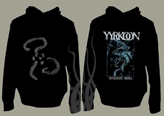 YYRKOON - Unhealthy Opera. Hooded Sweat Shirt - Sweat Shirt