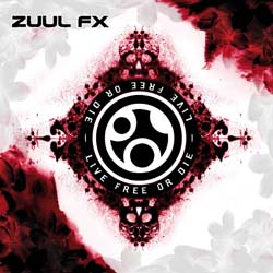 ZUUL FX - Live Free Or Die - CD