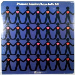Pharoah sanders love will find a way