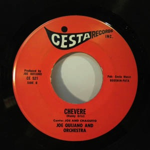 Joe Quijano Listen Louie / Chevere