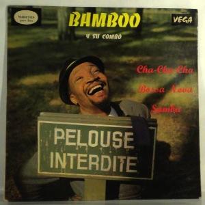 Bamboo y su combo Pelouse interdite'